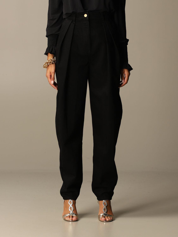 Jeans Alberta Ferretti: Jeans women Alberta Ferretti black 1