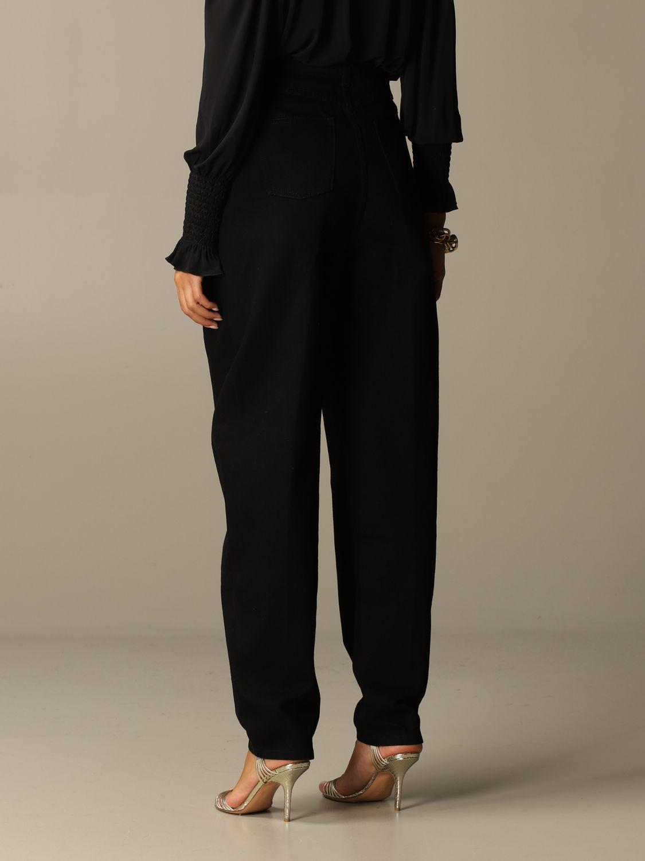 Jeans Alberta Ferretti: Jeans women Alberta Ferretti black 3