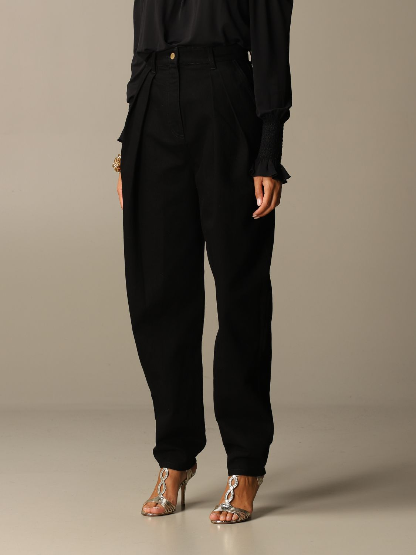 Jeans Alberta Ferretti: Jeans women Alberta Ferretti black 5