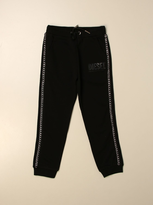 Pantalón Diesel: Pantalón niños Diesel negro 1