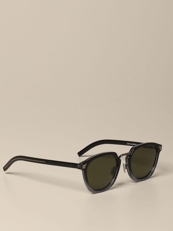 Солнцезащитные очки Christian Dior: Солнцезащитные очки Мужское Christian Dior синий 1