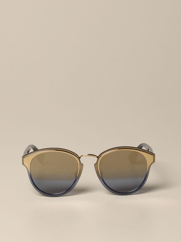 Glasses Christian Dior: Glasses women Christian Dior blue 2