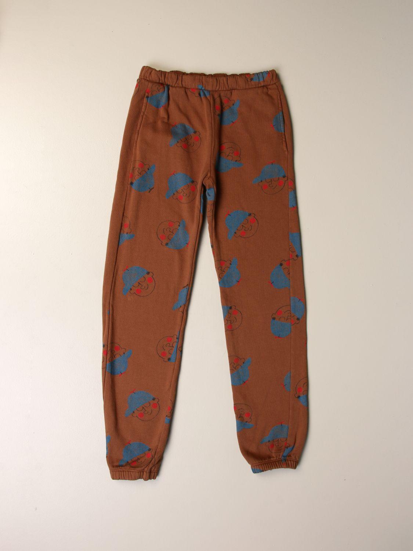 Pantalón Bobo Choses: Pantalón niños Bobo Choses marrón 1