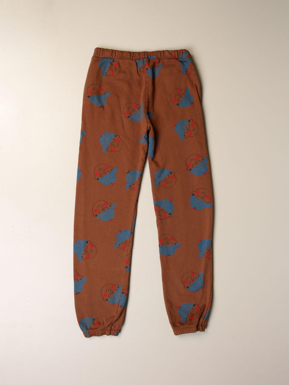 Pantalón Bobo Choses: Pantalón niños Bobo Choses marrón 2
