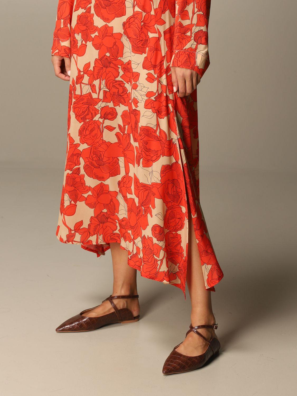 Skirt Alysi: Skirt women Alysi multicolor 4