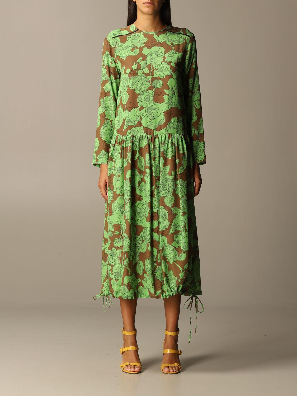 Kleid Alysi: Kleid damen Alysi bunt 1