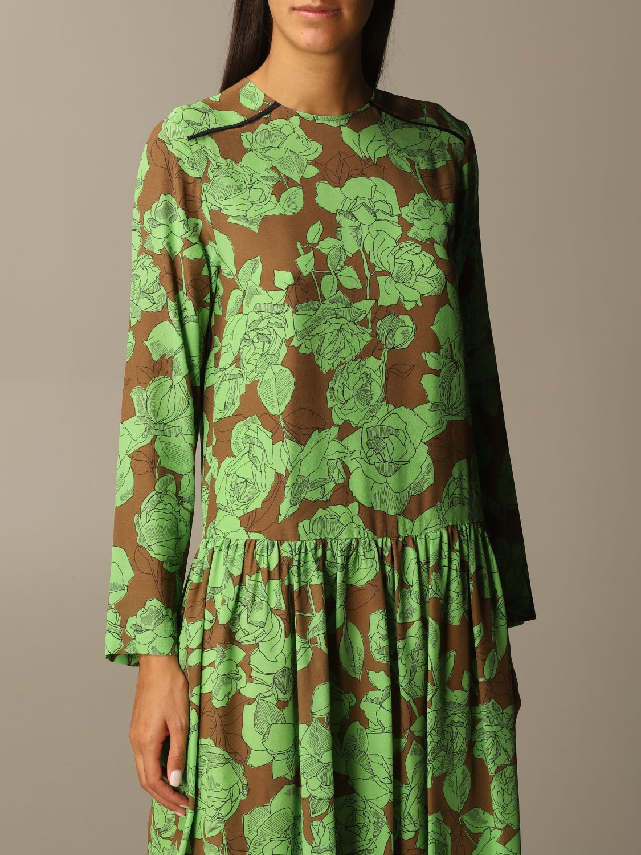 Kleid Alysi: Kleid damen Alysi bunt 3