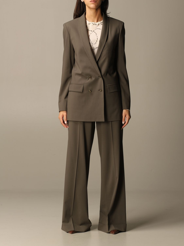 Jacket Alysi: Jacket women Alysi military 1