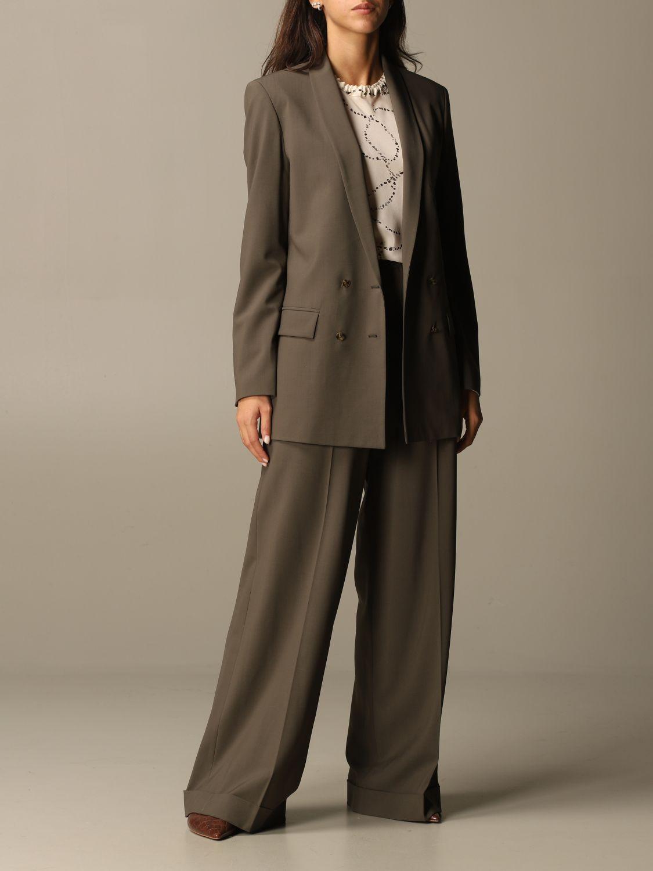 Jacket Alysi: Jacket women Alysi military 2