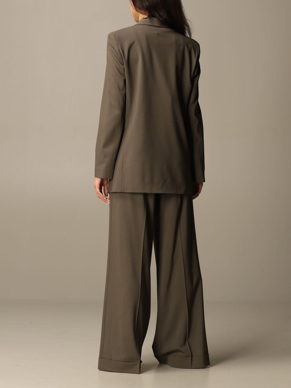 Jacket Alysi: Jacket women Alysi military 3