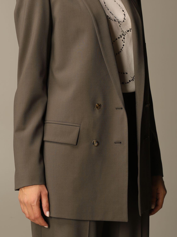Jacket Alysi: Jacket women Alysi military 5