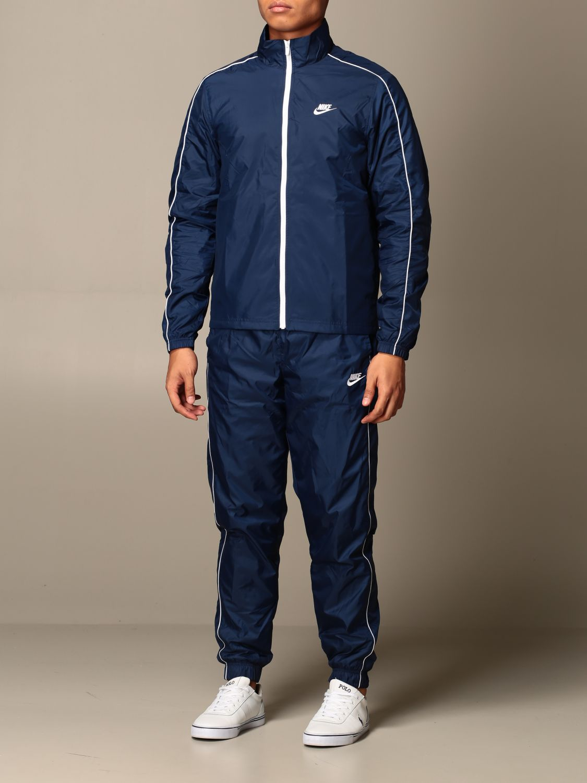 Survêtement Nike: Survêtement homme Nike bleu marine 4
