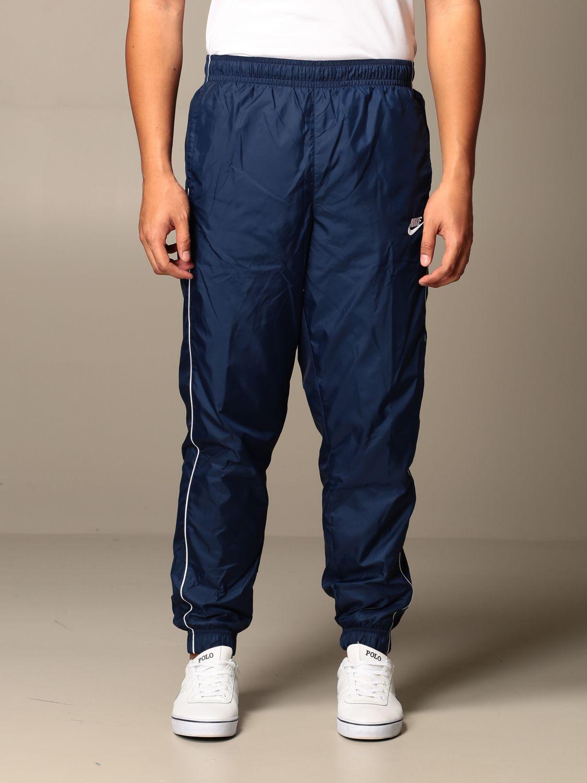 Survêtement Nike: Survêtement homme Nike bleu marine 5