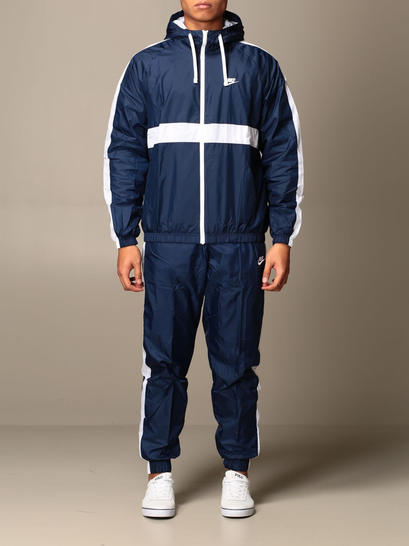 Survêtement Nike: Survêtement homme Nike bleu marine 1