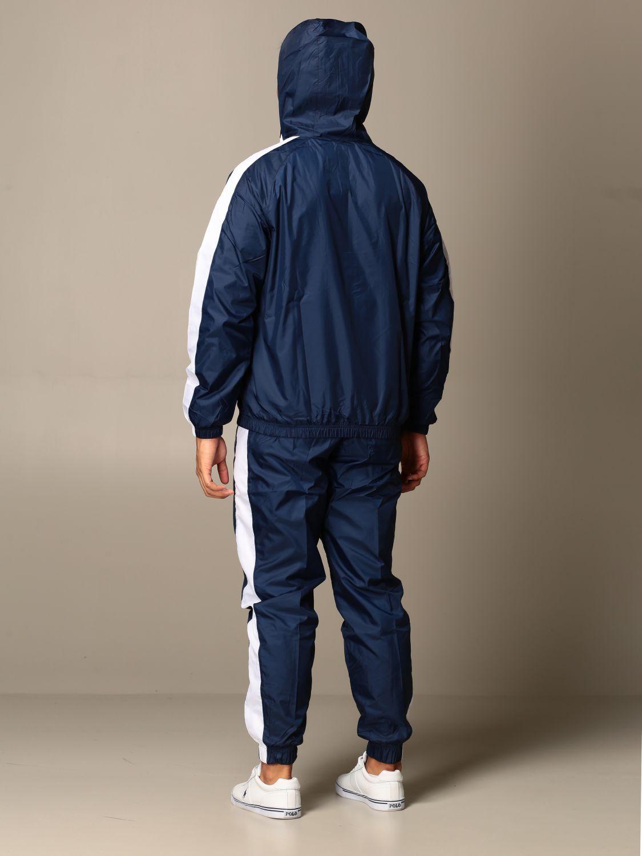 Survêtement Nike: Survêtement homme Nike bleu marine 3