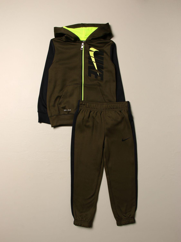 运动服 Nike: 儿童 Nike 卡其色 1