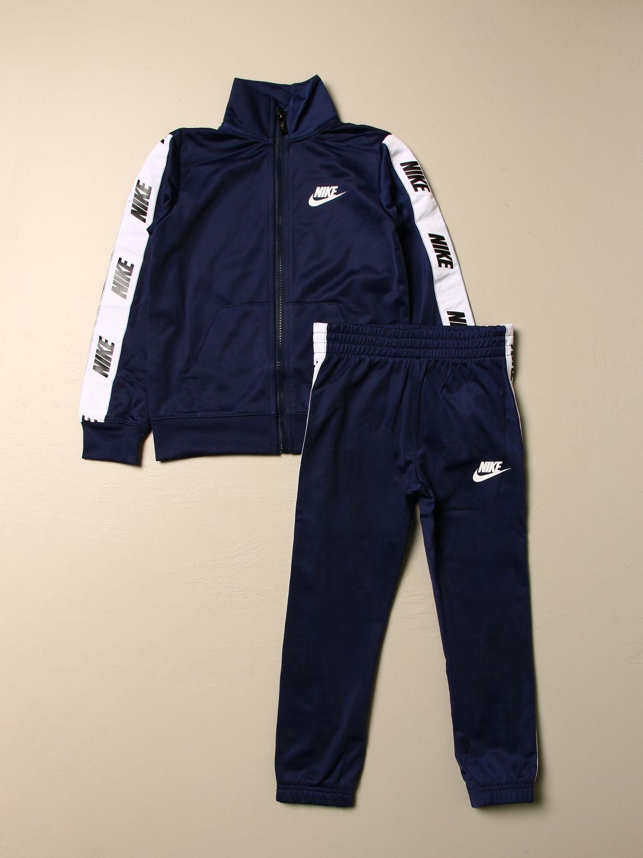 Monoo Nike: Monoo niños Nike azul marino 1