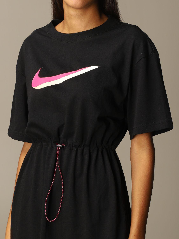 Abito Nike: Abito donna Nike nero 3