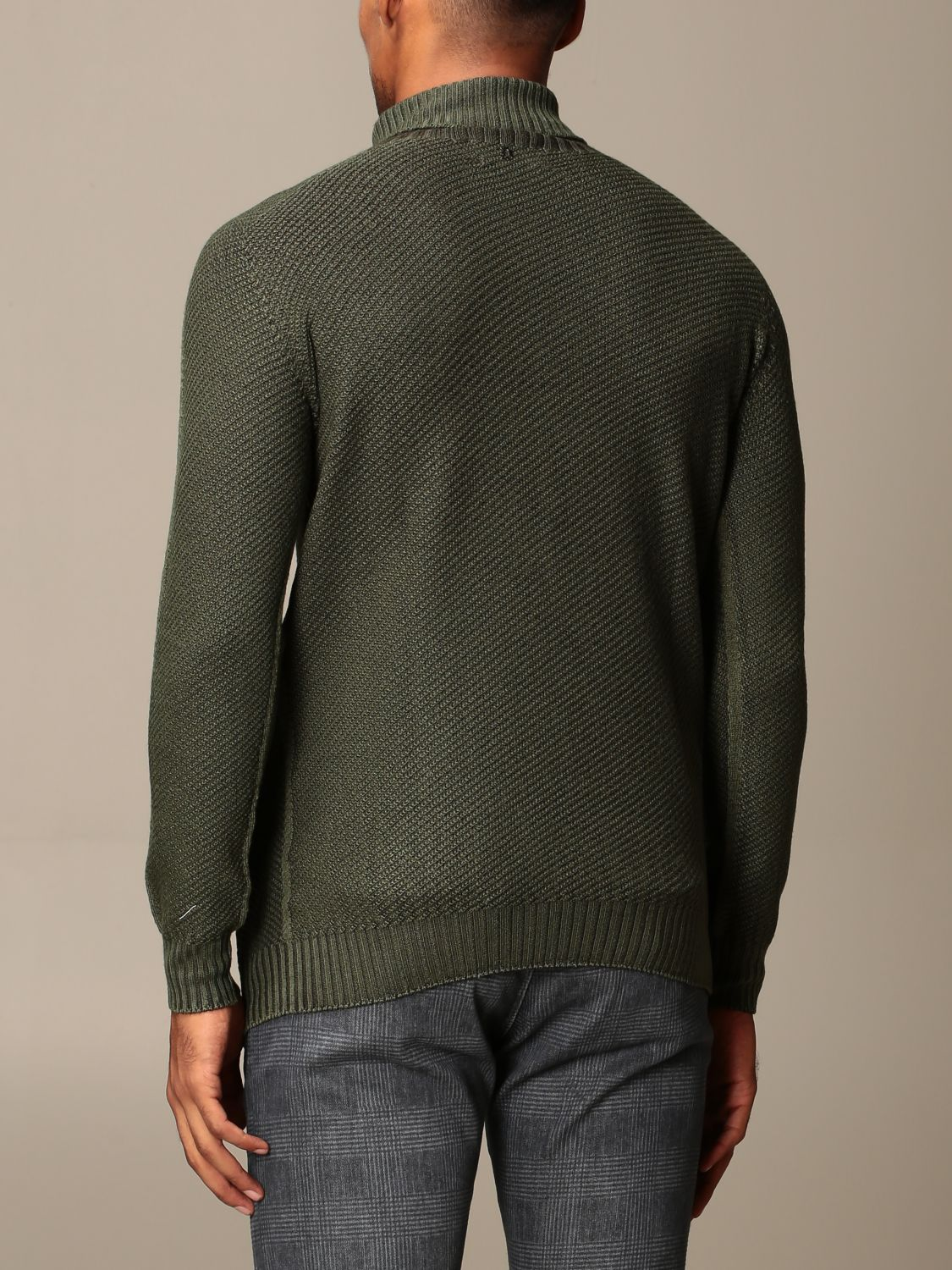 Sweater Dondup: Sweater men Dondup green 2