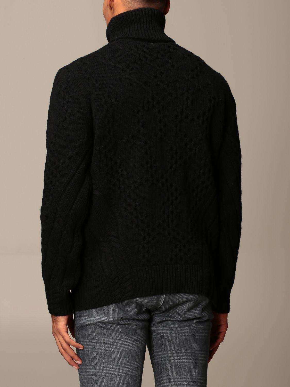Sweater Dondup: Sweater men Dondup black 2