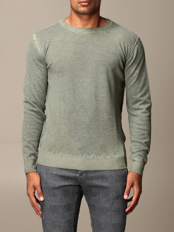 Pullover Dondup: Pullover herren Dondup grün 1