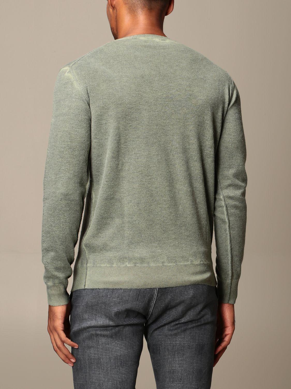 Pullover Dondup: Pullover herren Dondup grün 2