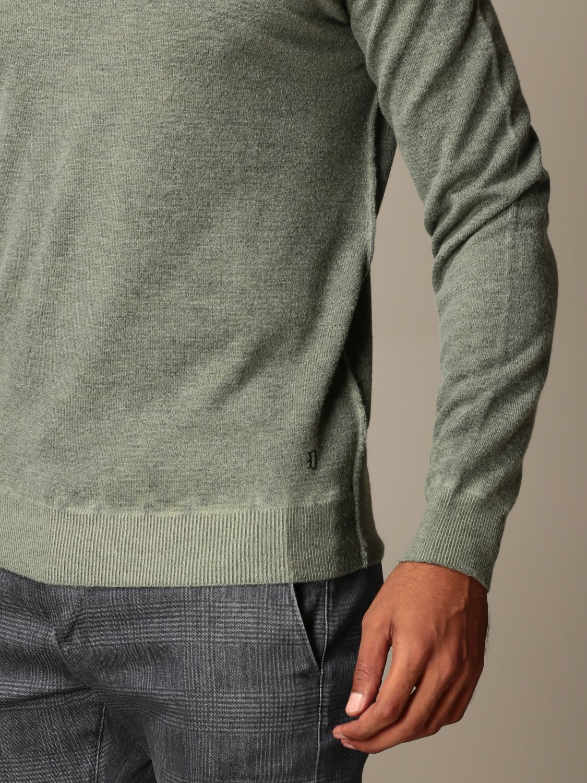 Pullover Dondup: Pullover herren Dondup grün 3