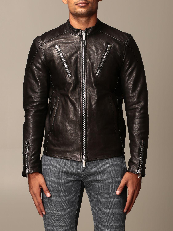 Jacket Dondup: Jacket men Dondup black 1