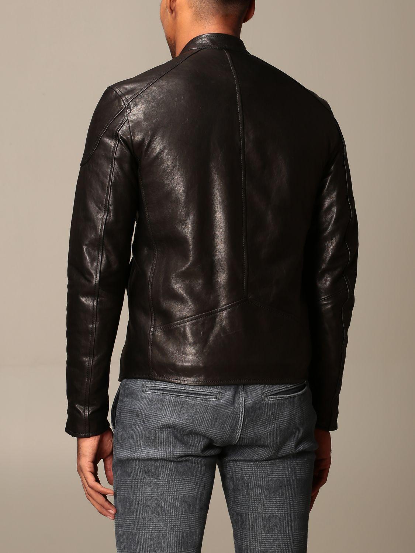 Jacket Dondup: Jacket men Dondup black 2