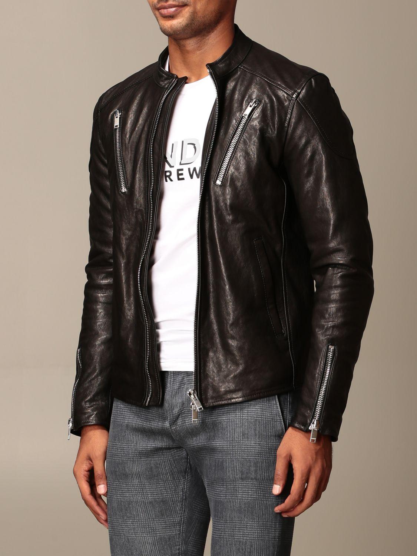 Jacket Dondup: Jacket men Dondup black 3