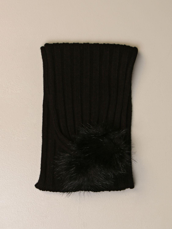 围巾 Liu Jo: 围巾 儿童 Liu Jo 黑色 1