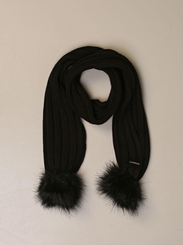 围巾 Liu Jo: 围巾 儿童 Liu Jo 黑色 2