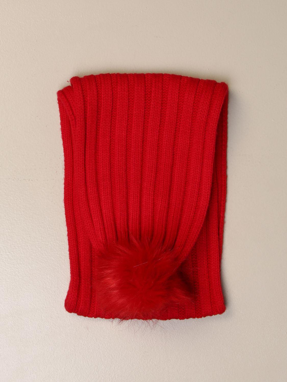 围巾 Liu Jo: 围巾 儿童 Liu Jo 红色 1