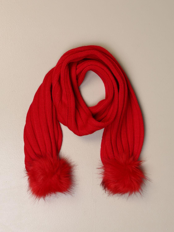 围巾 Liu Jo: 围巾 儿童 Liu Jo 红色 2