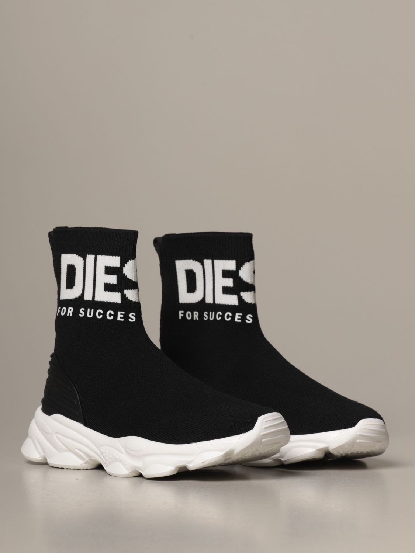 Shoes Diesel: Shoes kids Diesel black 2