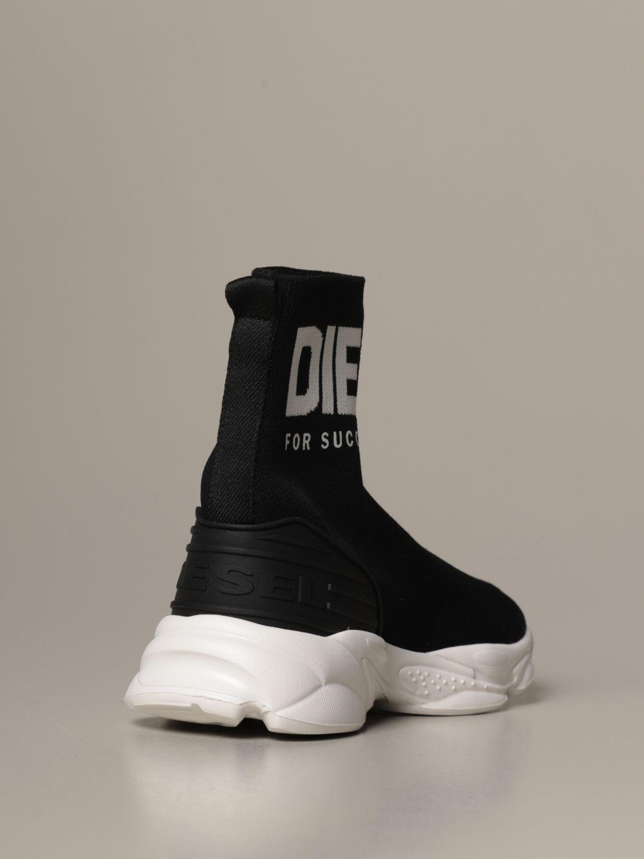 Shoes Diesel: Shoes kids Diesel black 3
