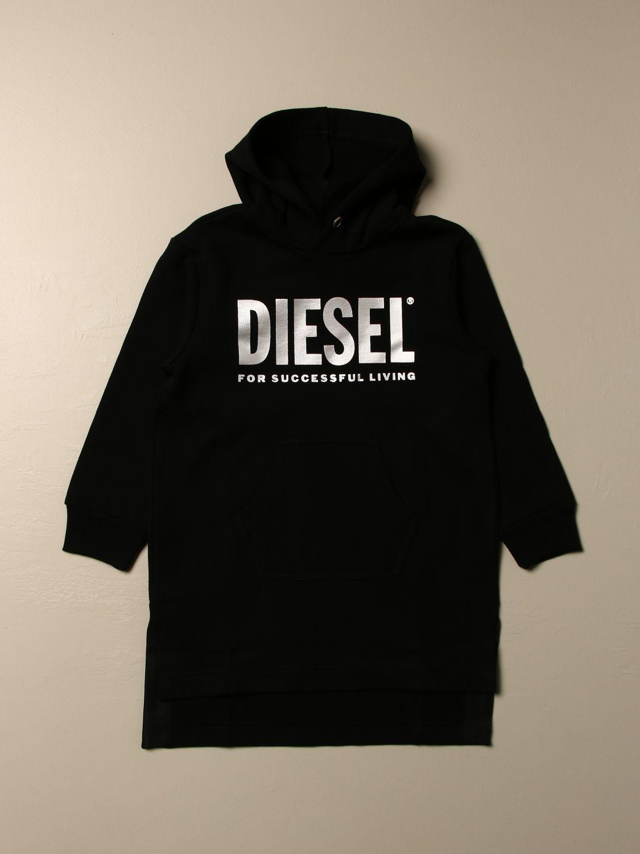 Vestido Diesel: Vestido niños Diesel negro 1