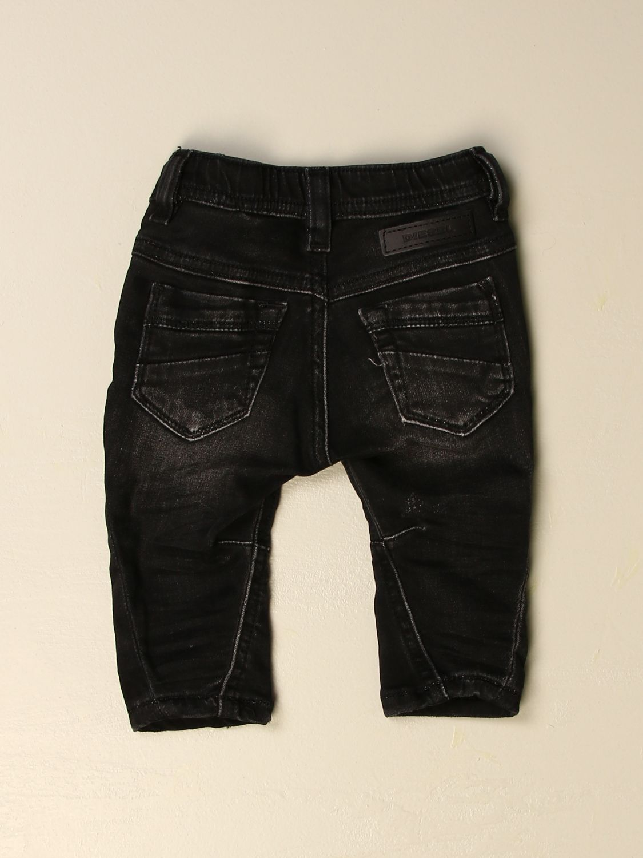 Vaquero Diesel: Pantalón niños Diesel negro 2