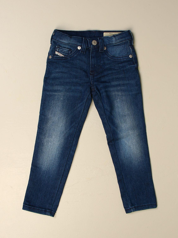 Trousers Diesel: Trousers kids Diesel blue 1