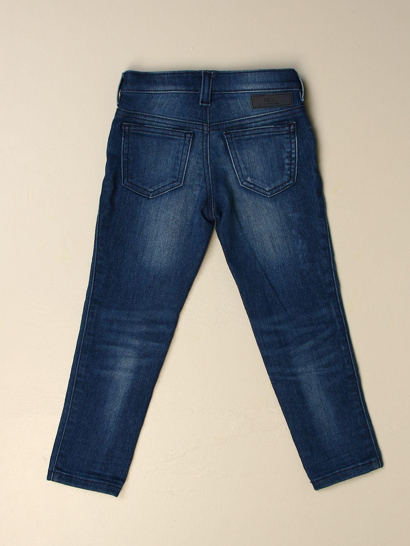 Trousers Diesel: Trousers kids Diesel blue 2