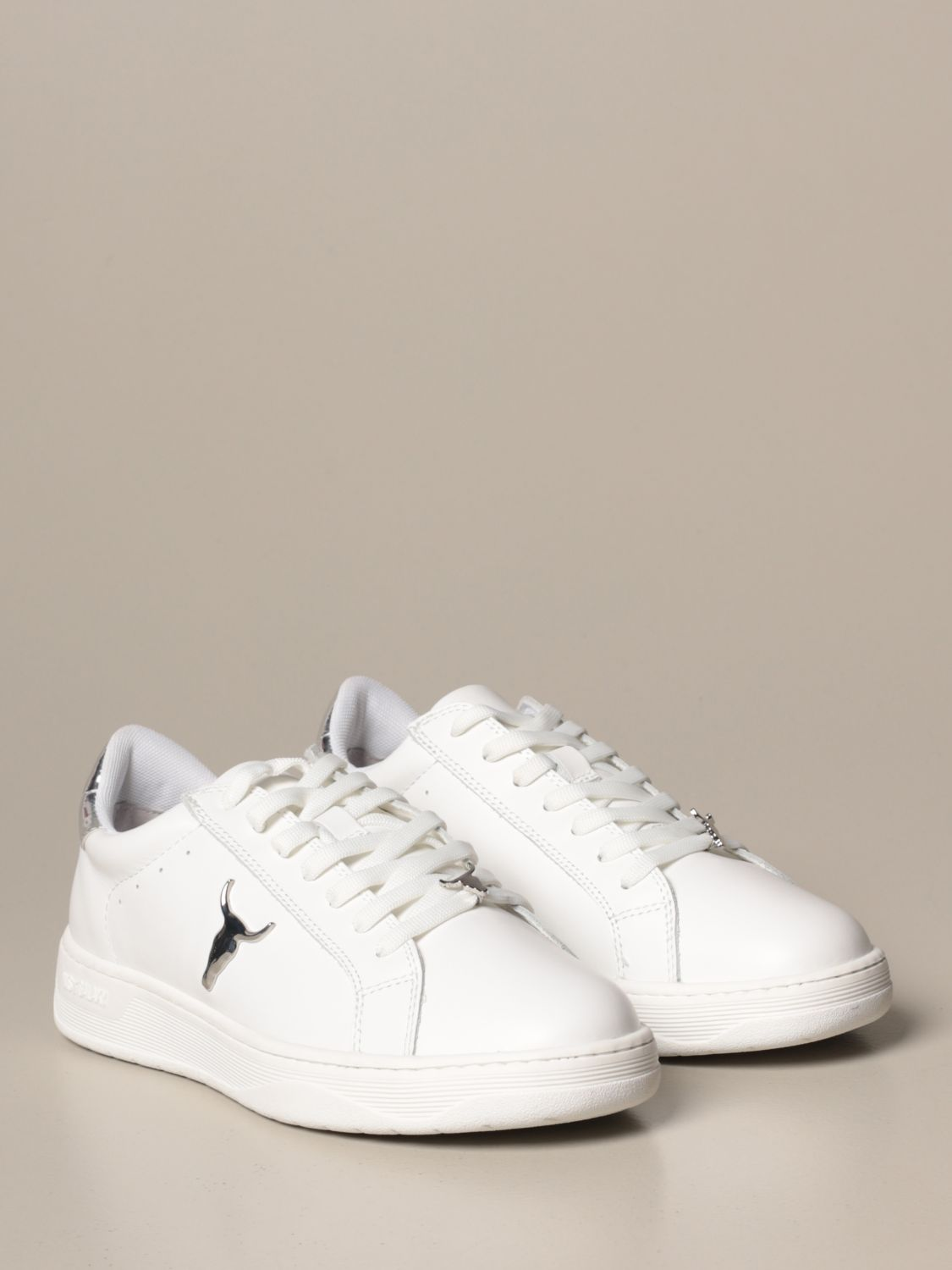 Sneakers Windsorsmith Asap: Galaxy-W Windsorsmith sneakers in leather white 2