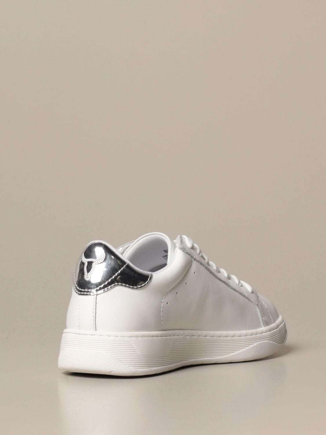 Sneakers Windsorsmith Asap: Galaxy-W Windsorsmith sneakers in leather white 3