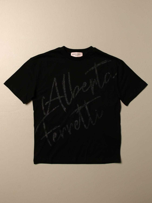 毛衣 Alberta Ferretti Junior: 毛衣 儿童 Alberta Ferretti Junior 黑色 1