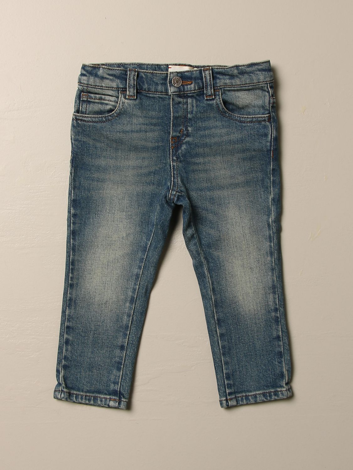 Jeans Gucci: Jeans enfant Gucci denim 1