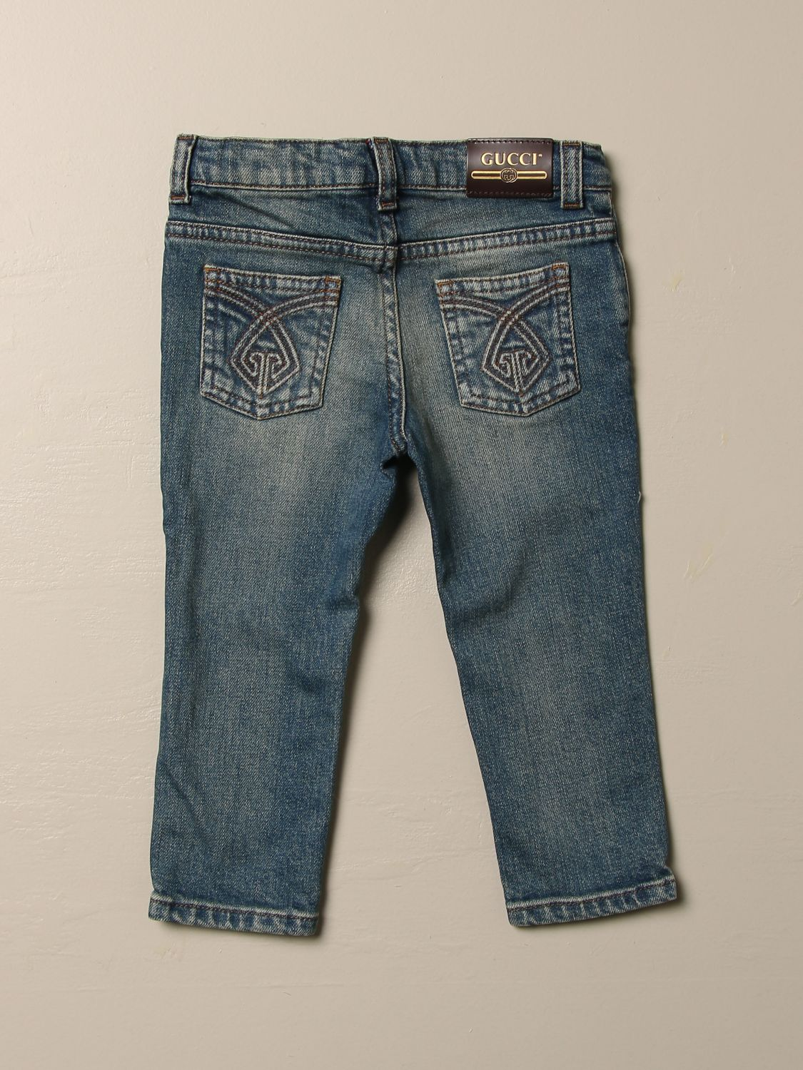 Jeans Gucci: Jeans enfant Gucci denim 2