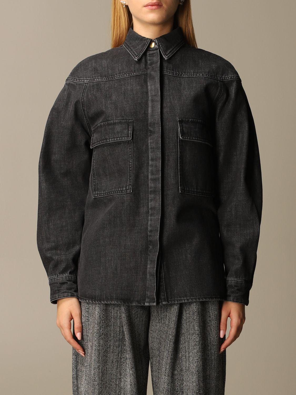 Shirt Alberta Ferretti: Shirt women Alberta Ferretti black 1