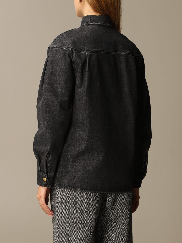 Shirt Alberta Ferretti: Shirt women Alberta Ferretti black 3