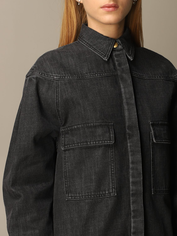 Shirt Alberta Ferretti: Shirt women Alberta Ferretti black 5