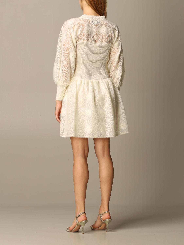 Dress Alberta Ferretti: Dress women Alberta Ferretti white 2