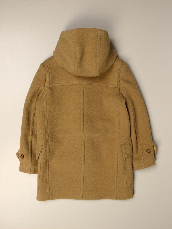 Coat Burberry: Coat kids Burberry beige 2